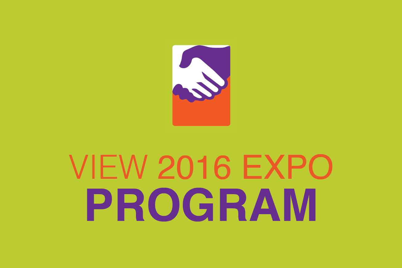 View 2016 Expo Program